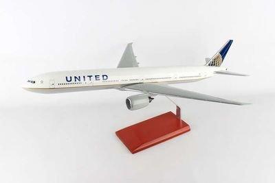 United 777-300 Model