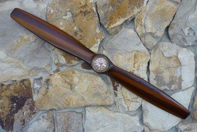 Wooden Propeller Clock | Special Buy