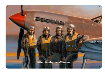 Tuskegee Airmen Sign