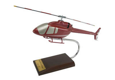 Bell 505 Jet Ranger Model