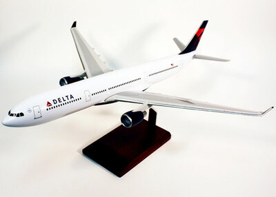 Delta A330-300 Model