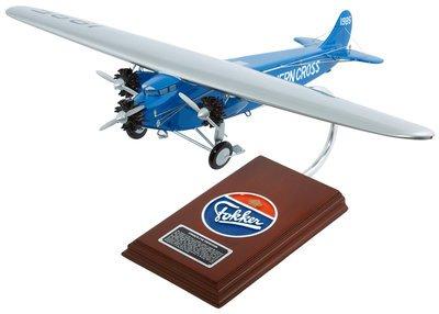 Fokker F-VII Trimotor Airplane