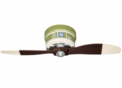 Sopwith Camel Ceiling Fan | Being Discontinued | <font color=red>Santa Saver</font>
