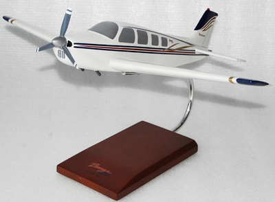 Beech Bonanza A-36 Model Airplane