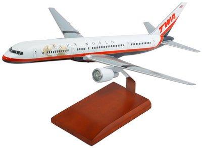 TWA B-757-200 Model