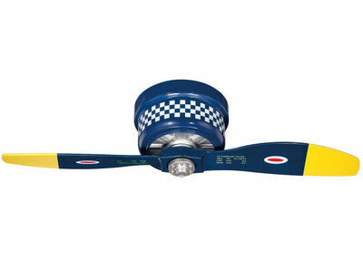 Corsair Airplane Ceiling Fan | Being Discontinued | <font color=red>Santa Saver</font>