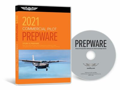 ASA Commercial Pilot FAA Test Prep Software