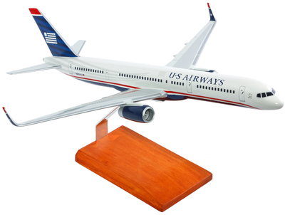 US Airways B-757-200 Model Plane