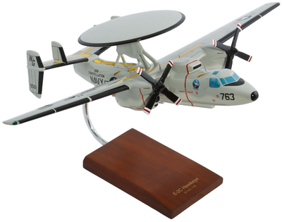 E-2C Hawkeye USN Model Airplane