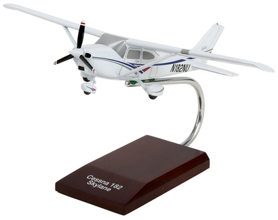 Cessna 182 Model Airplane