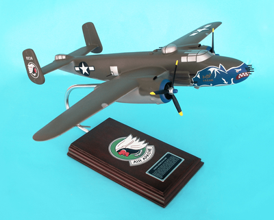 B-25H Mitchell Model | Air Apache