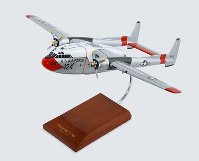 C-119G Flying Boxcar Model