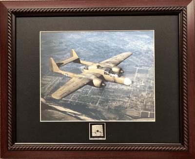 P-61 Black Widow Airplane Skin Relic
