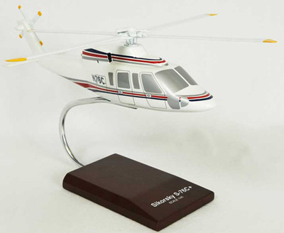 Sikorsky S-76C Demonstrator Model Helicopter