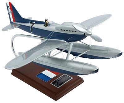 S-6B Supermarine Floatplane Model