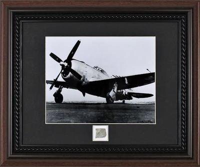 P-47 Thunderbolt Airplane Relic