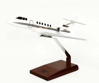 Hawker 800 XP Model Airplane