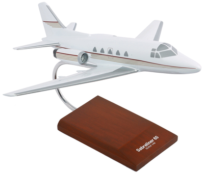 Sabreliner 65 Model Airplane