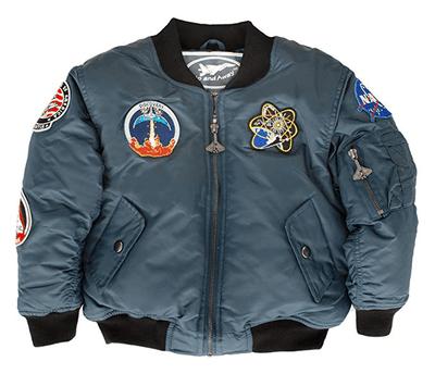 Child's NASA Space Shuttle Jacket