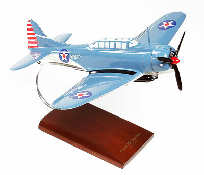 SBD-5 Dauntless Model