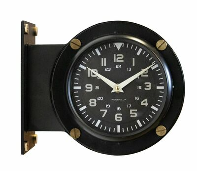 Airport Wall Clock