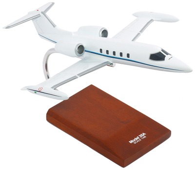 Learjet 35A Model Airplane