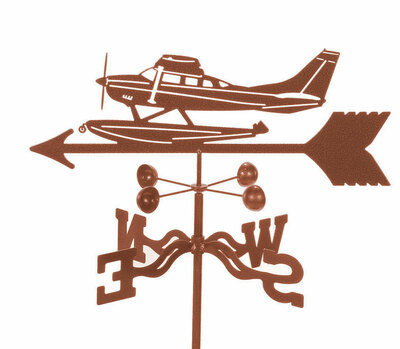 Floatplane Weather Vane