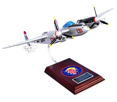 P-38J Lightning Model   Pudgy