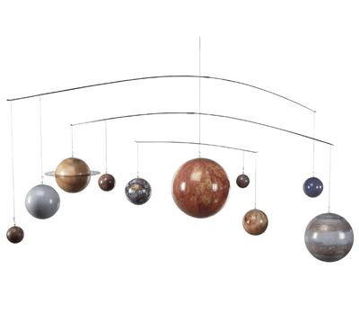 Large Solar System Mobile