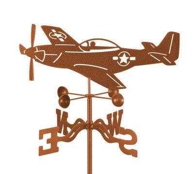 P-51 Mustang Weather Vane