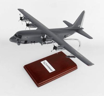 C-130 Hercules Gunship Model