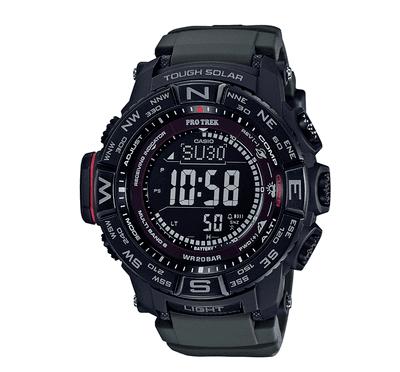 Triple Sensor Aviator Watch STN LCD Display