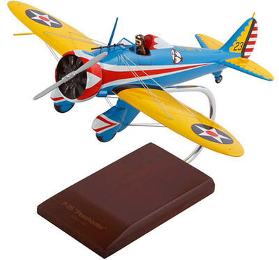 P-26A Peashooter Model