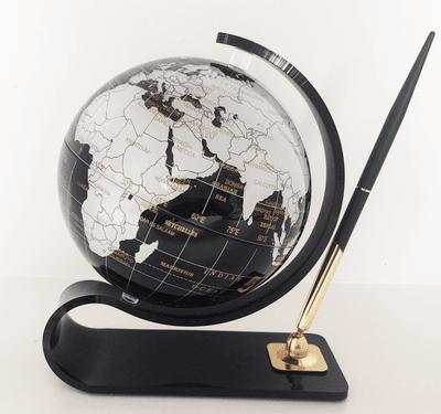 Globe Desk Set