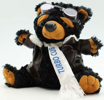 Pilot Bear Turbo Cub