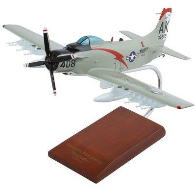 A-1H Skyraider USN Model