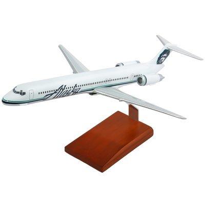Alaska Airlines MD-80 Model