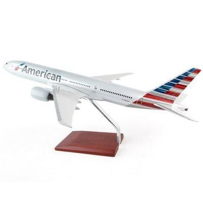 American 777-200 Model