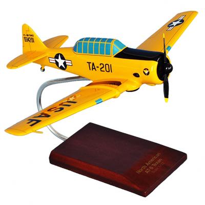 AT-6A Texan I Model Airplane