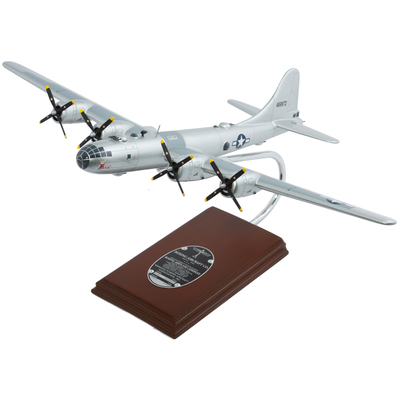 B-29 Superfortress Model Airplane - Doc
