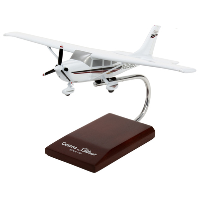 Cessna 206 Stationair Model Airplane