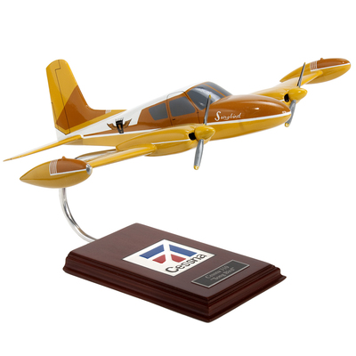 Cessna 310 Model Airplane
