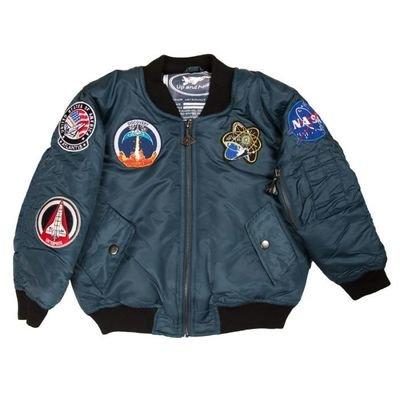 Child's Space Shuttle Jacket