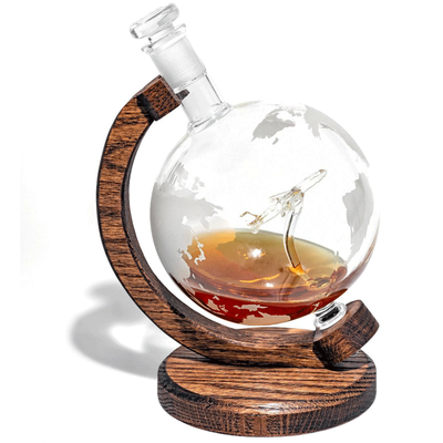 Commercial Airline Decanter