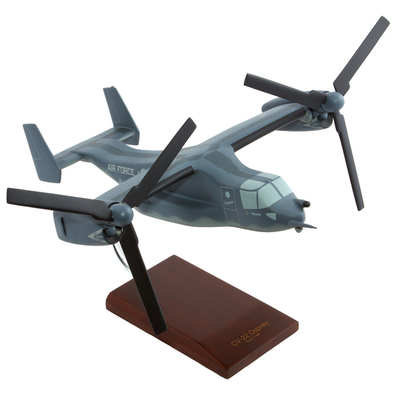 CV-22 Osprey USAF Model Helicopter