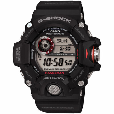 G-Shock Altimeter Compass Pilot Watch