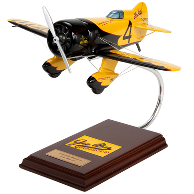 Gee Bee Z Model Airplane
