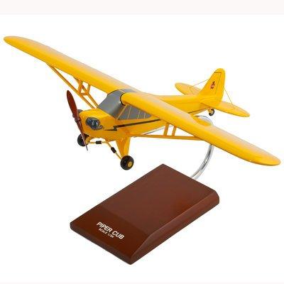 Piper Cub Model Airplane - 1/24 scale