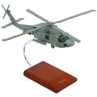 SH-60B Seahawk USN Model Helicopter