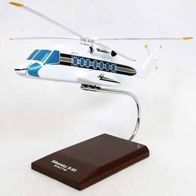 Sikorsky S-92 Demonstrator Model Helicopter